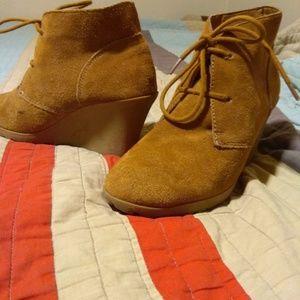 Merona Ankle Booties
